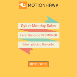 Cyber Monday – A Great Chance to Start December Off With A Video